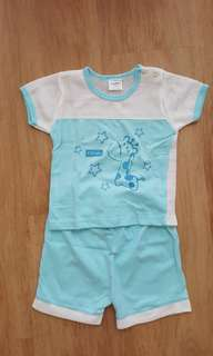 Infant wear for 0-6 months
