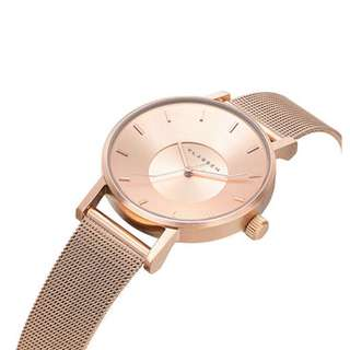 60% OFF 全新Klasse14 Volare Rose Gold with Mesh Band (36MM)