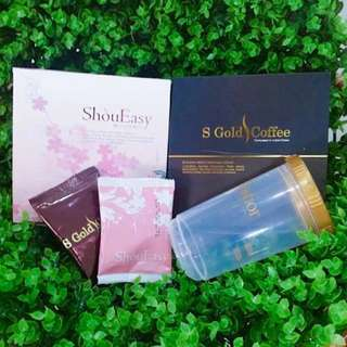 ShouEasy Rosella / S Gold Coffee