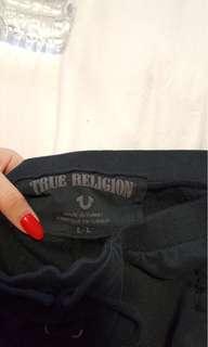true religion joggers
