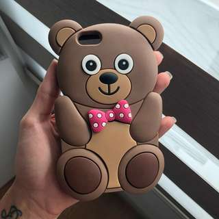 Bear iphone7 Case