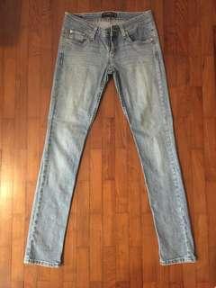 Levi's 'too superlow' 524 jeans