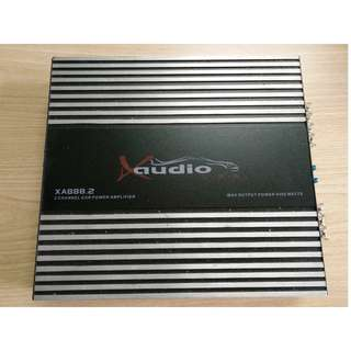 OEM 2 Channel Car Amplifier