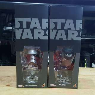 Authentic Hot Toys Star Wars Cosbabies