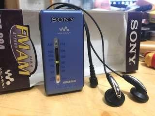 二手DSE收音機 Sony SRF-S84