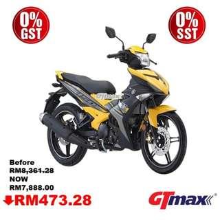 Yamaha Y15zr (0% GST) (0% SST)