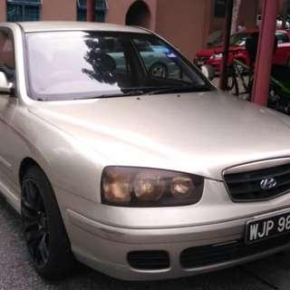 Hyundai Elantra 1.6 2001 (A)