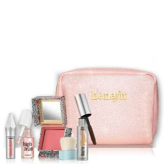 BENEFIT Sunday My Prince will come Kit for a natural Makeup Look, 5 items. Brand New. $52 value.