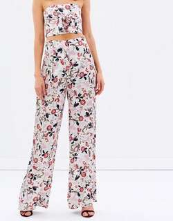 RENT: Bec and Bridge Floral Trousers