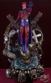 Custom Magneto last level (sharing) not xm studios sideshow Rcb prime 1