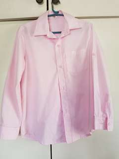 Canadian Club Pink long sleeve (5-7 yo)