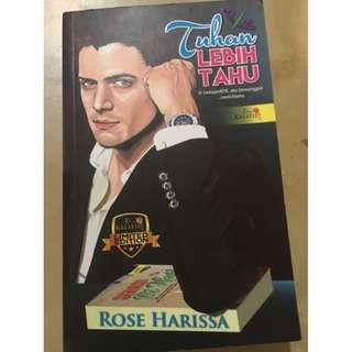 Tuhan Lebih Tahu, Rose Harissa