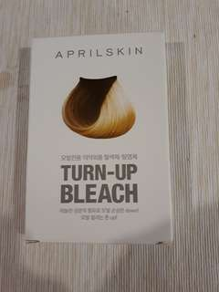 Aprilskin turn up bleach