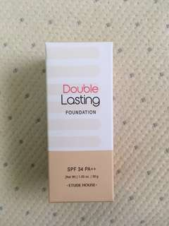 Double Lasting Foundation in Neutral Beige