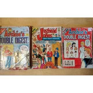 Assorted Archie's Comics