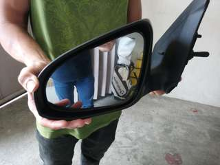 Side Mirror Assembly Vios 2014 (Full Manual)