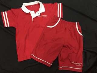 Mindchamp School Everyday Uniform Set