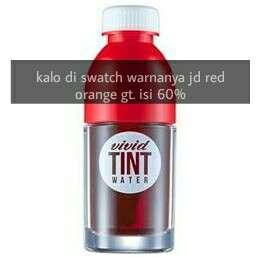 Vivid Tint Water