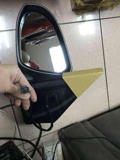 Side Mirror Assembly for Vios 2014 (Automatic mirror / manual foldable)