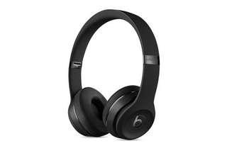 Beats Solo3 Wireless Headphones (Matte Black)