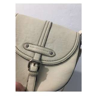 GIRBAUD white slingbag