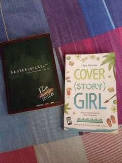 ABNKKBSNPLAKo?! and COVER (STORY) GIRL