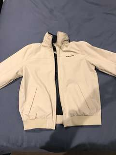 Beige Tommy Hilfiger Jacket