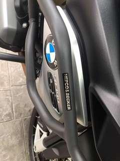 BMW GS Triple Black
