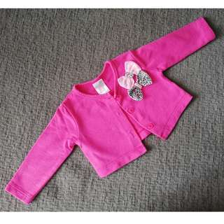Carter's Baby Girl Jacket (0-3Months)