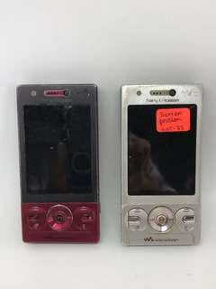 Sony Ericsson W705 Slide