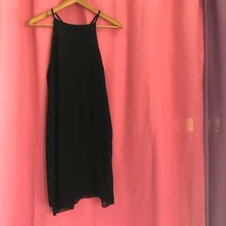 Slip Dress (Midnight Blue)