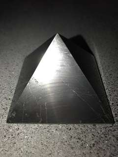 Shungite Pyramid (Small)