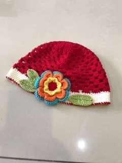 Preloved crochet hat
