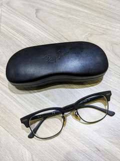Original Ray-Ban Clubmaster RB5154 - Black