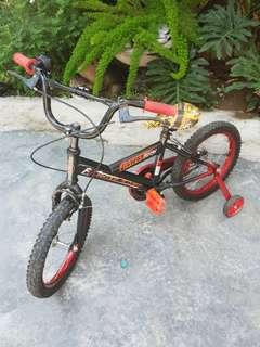 Lightning Mcqueen Kids Bike
