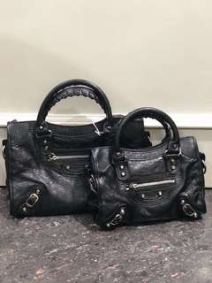 SALE‼️ Balenciaga crinkled leather mirror replica bag