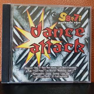 CD》Dance Attack