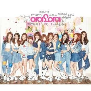 IOI 1st mini album