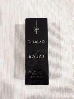 🚚 Guerlain rouge exceptional complete lip colour 3.5g 77 geraldine