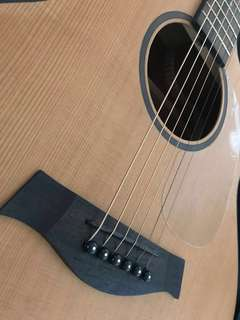 Higher Ground 6-string Acoustic Guitar