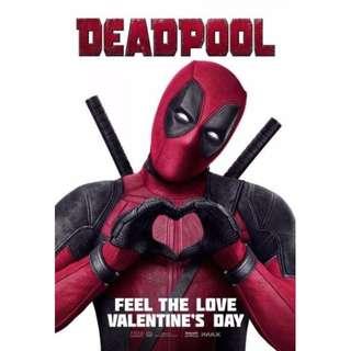 [Rent-A-Movie] Deadpool (2016) - [FAV006]