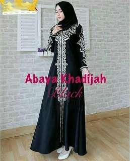 Gabaya khadijah hitam atau putih