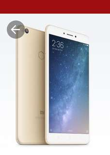 WTB Xiaomi mi max 2