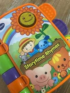 Storytime Rhymes