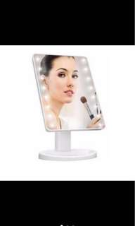 Pre-orde Large Led mirror