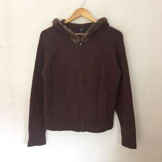 Gap Fur Jacket
