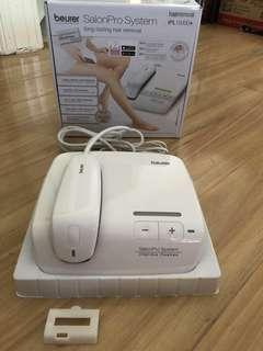 Beurer IPL 10000 + Salon pro Hair removal system