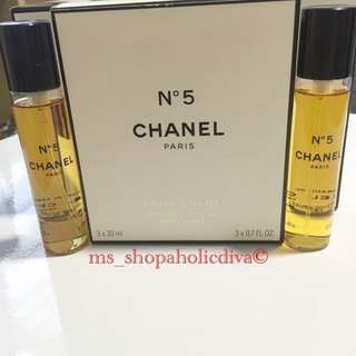 ❤️ Authentic BN Chanel N5 Eau De Toilette ( REFILL )