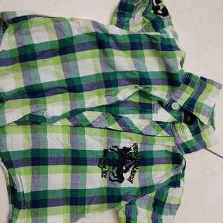 Boy Shirt (Kemeja bayi)