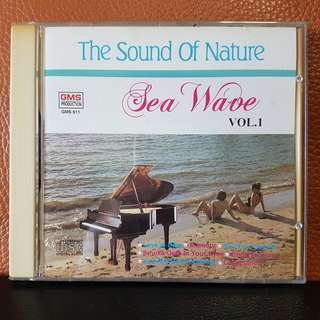 On Hold: CD》Sea Wave  Vol 1